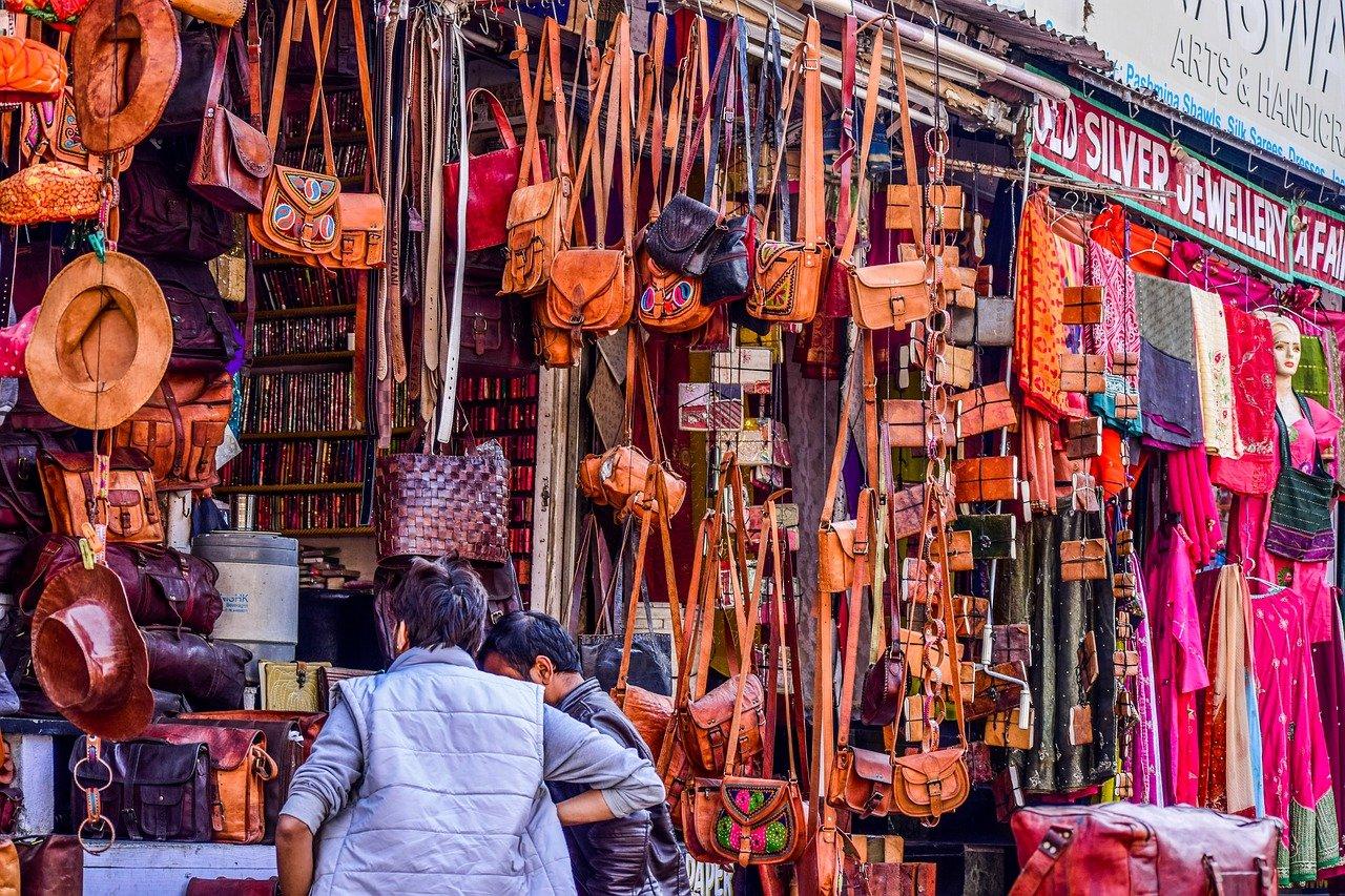 Best Shopping in Udaipur, Rajasthan-Hathi Pol Bazaar