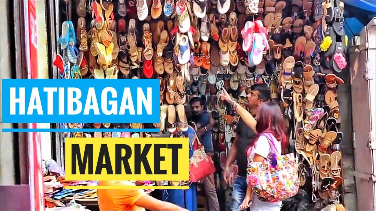 Hatibagan Market | Best Shopping Places in Kolkata