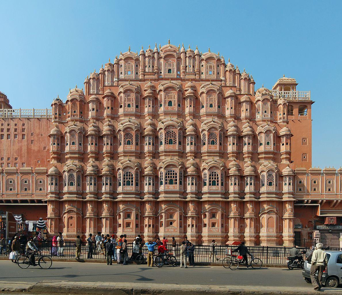 Top-Rated Sight-Seeing Destination in Jaipur-Hawa Mahal