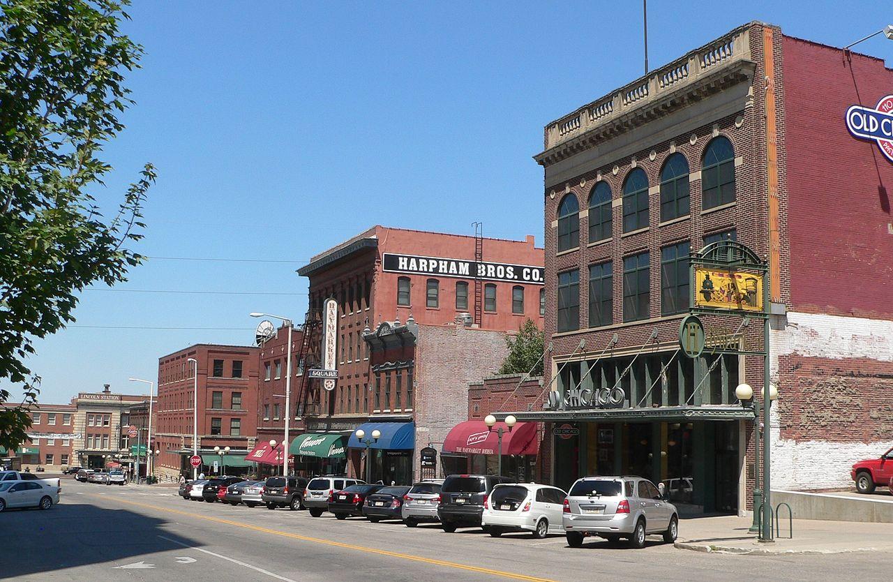 Must Visit Place In Nebraska's-Haymarket District in Lincoln