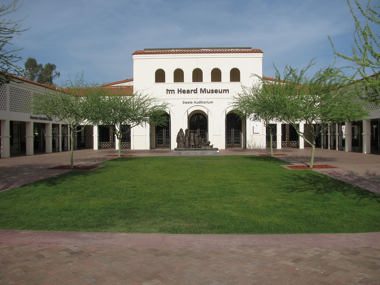 Popular Place To Visit In Phoenix-Heard Museum