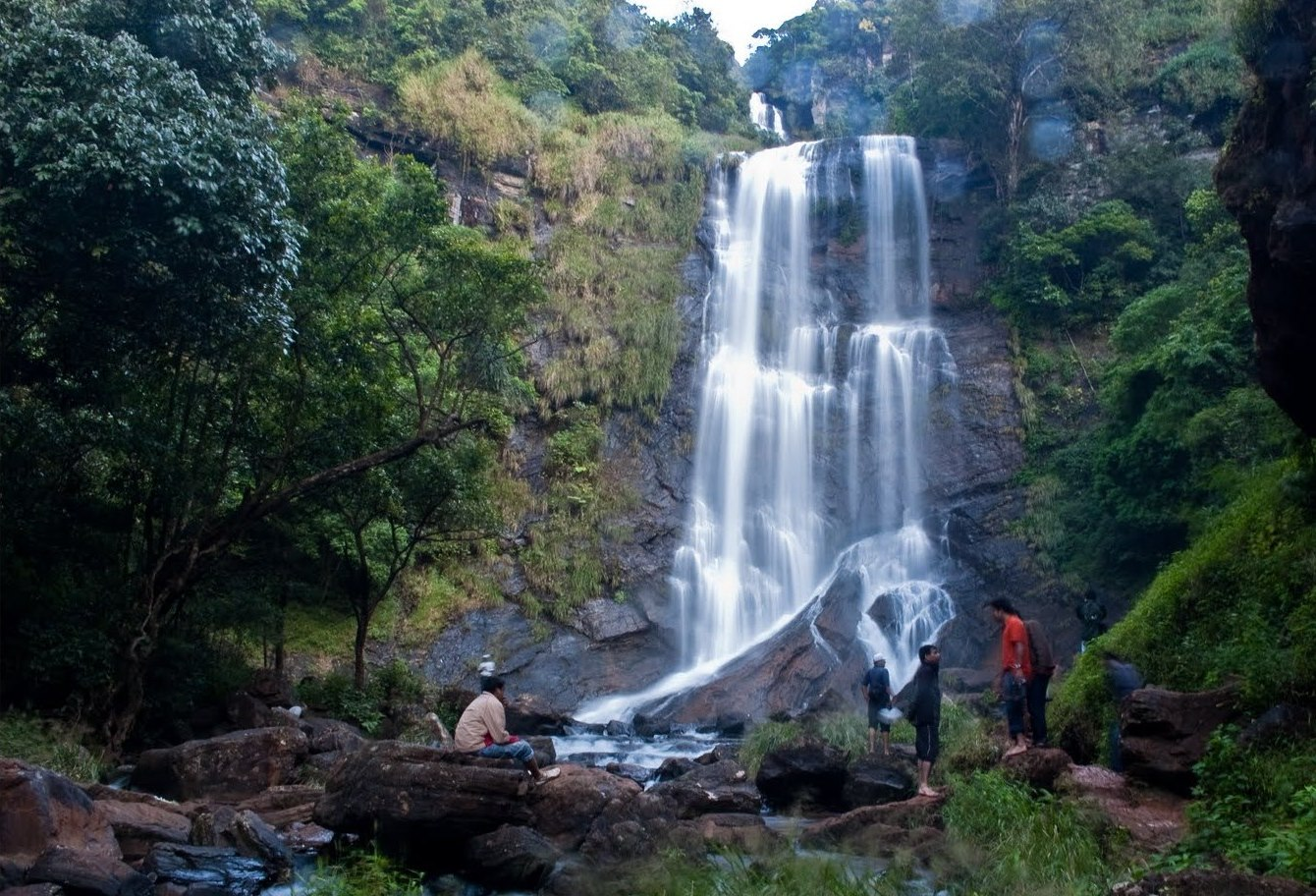 Hebbe Falls - Amazing Places To Visit In Chikmagalur