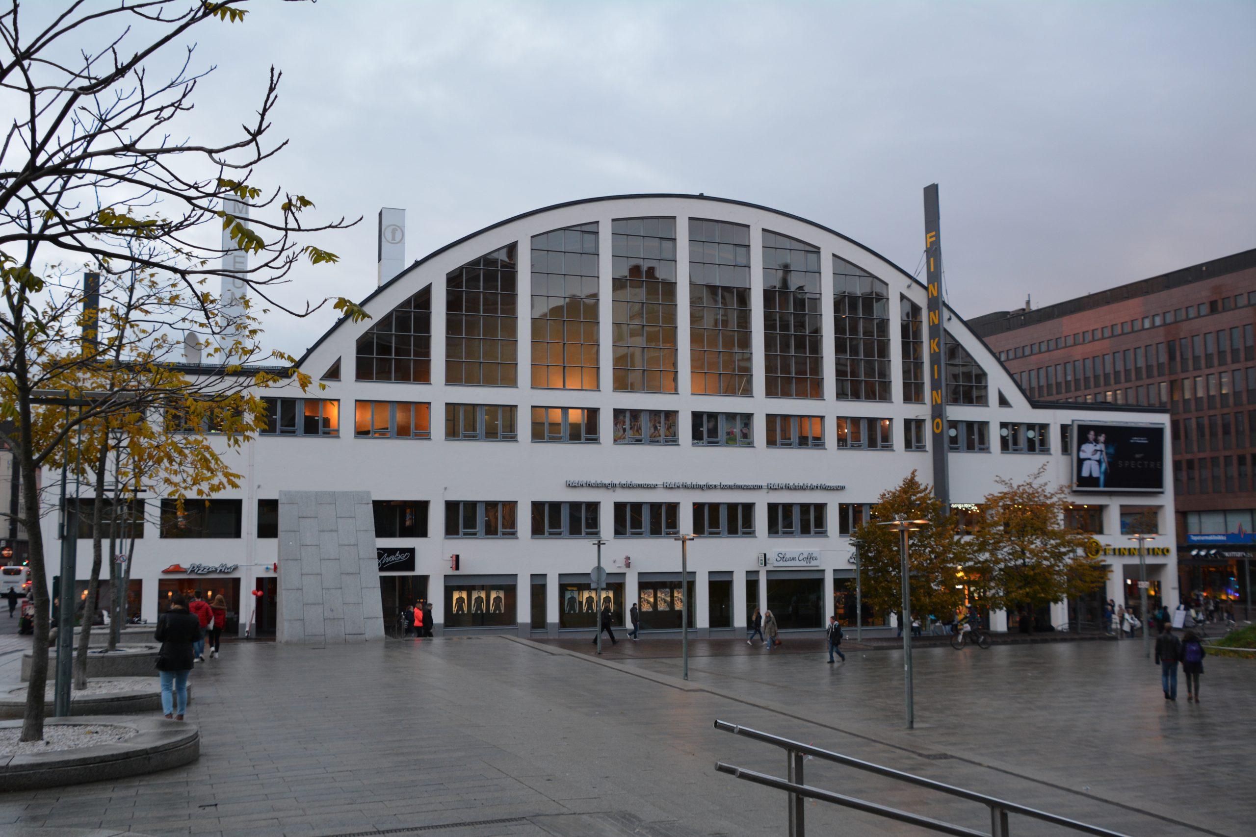 Helsinki Art Museum-Helsinki Travel