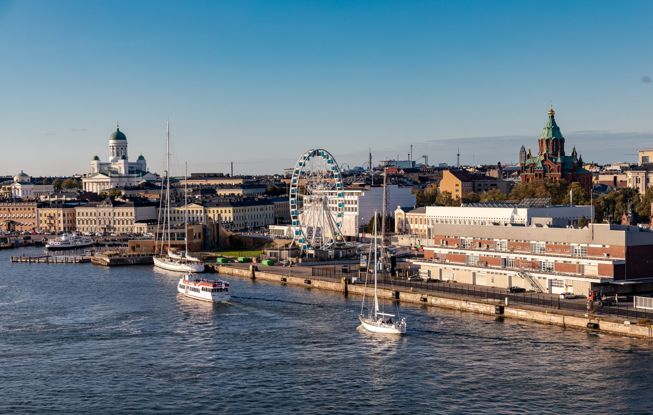 Most Popular Places To See In Finland-Helsinki
