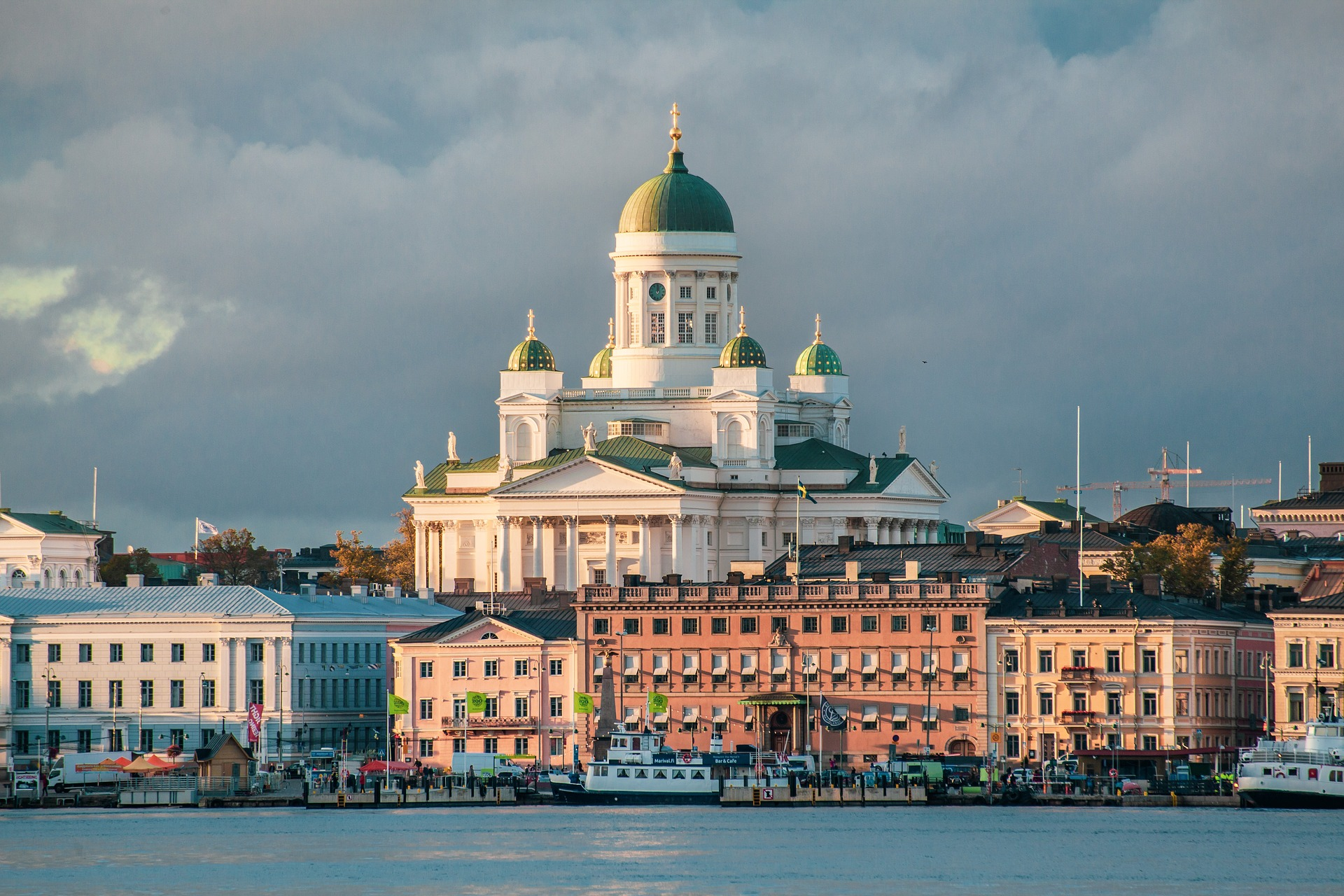 Helsinki Places To Visit In Finland