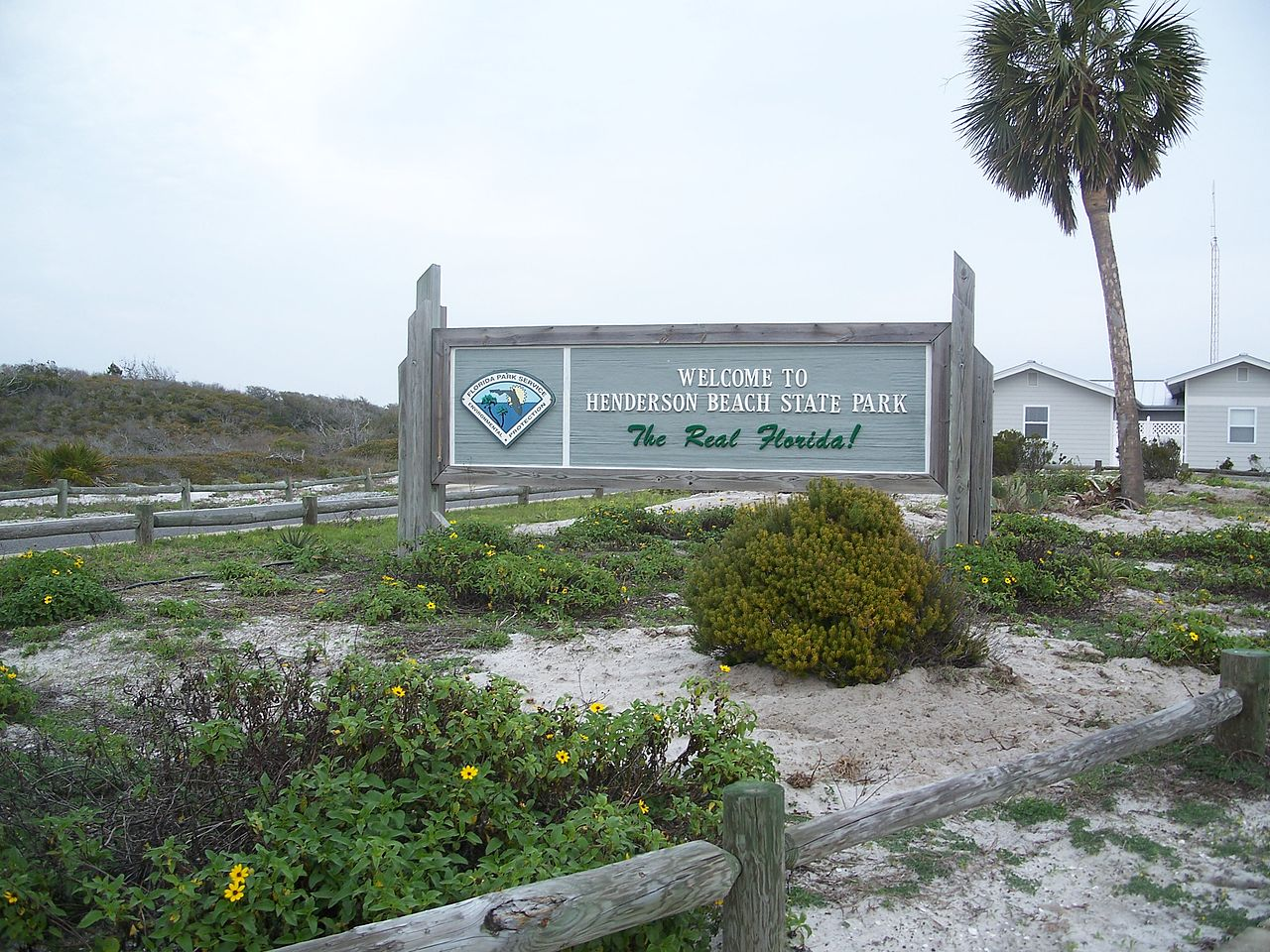 Incredible Place Of Emerald Coast That Draws The Tourist-Henderson Beach State Park
