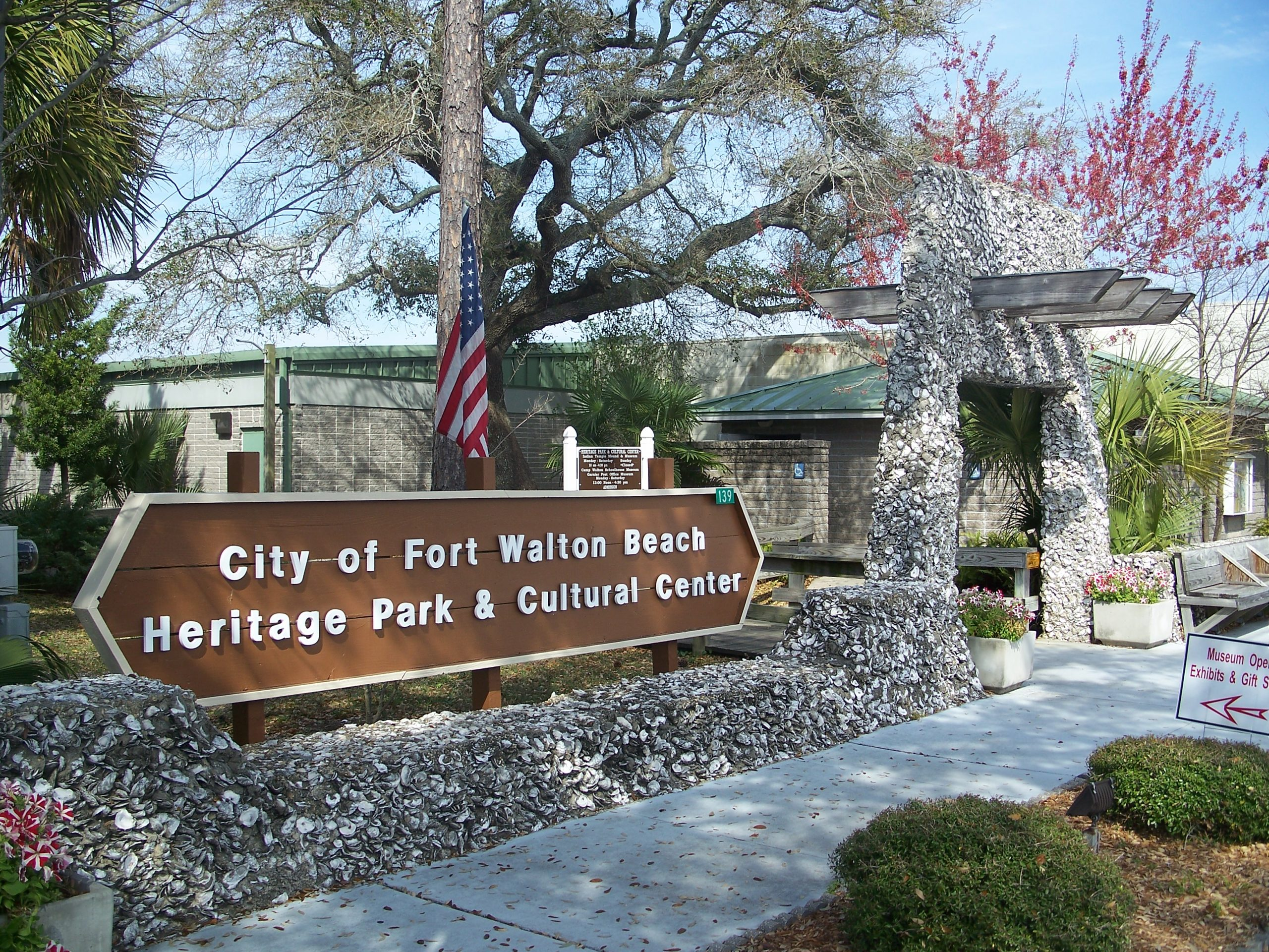 Nice Place Of Emerald Coast That Draws The Tourist-Heritage Park and Cultural Center
