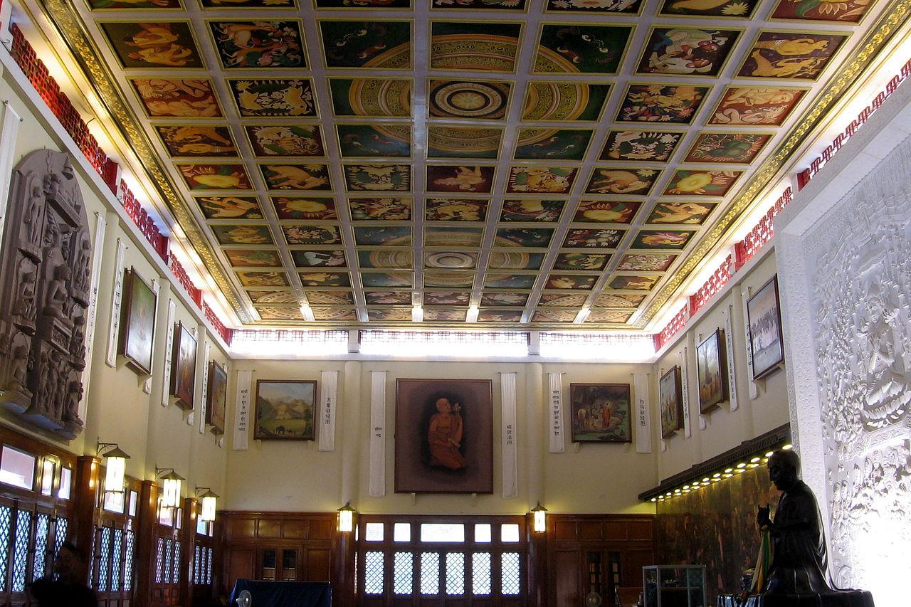 Attraction Tourist Place In Nalanda-Hieun Tsang Memorial Hall