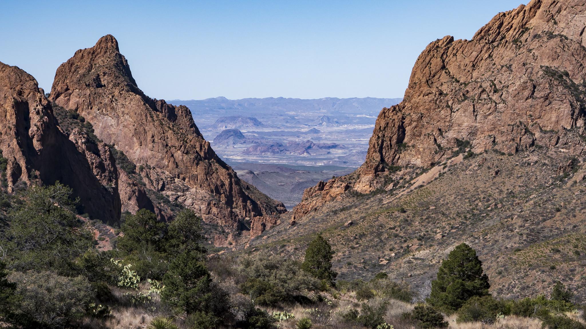 Nice Hiking Spot In Texas-Hike The Window Trail In Big Bend
