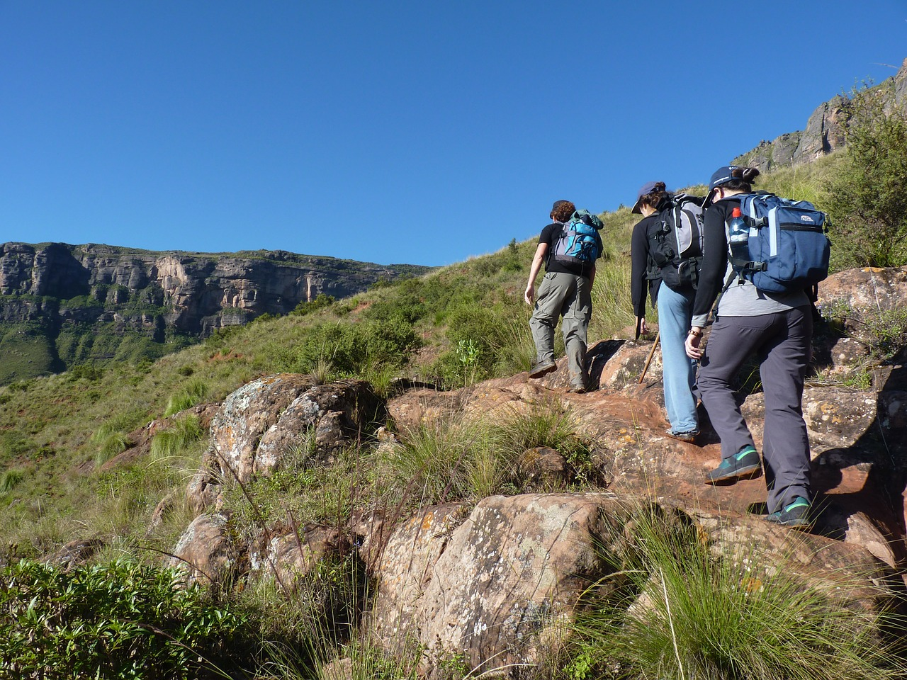 Magnetic Attraction of Tattapani-Hiking and Camping