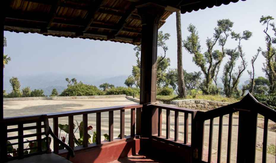 Hilltop Heritage Homestay - Coffee Estate Stays In Coorg, The Scotland of India
