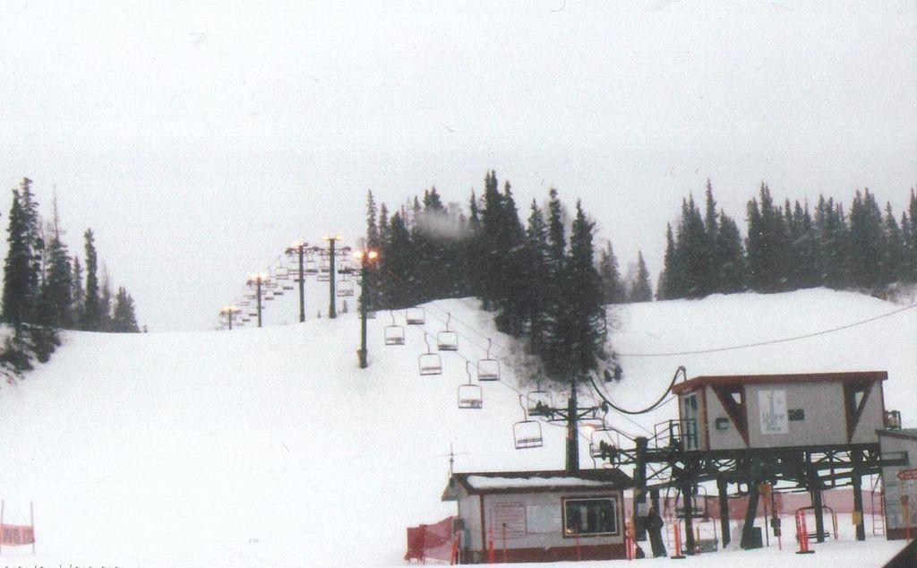 Top Ski Resort in Alaska-Hilltop Ski Area