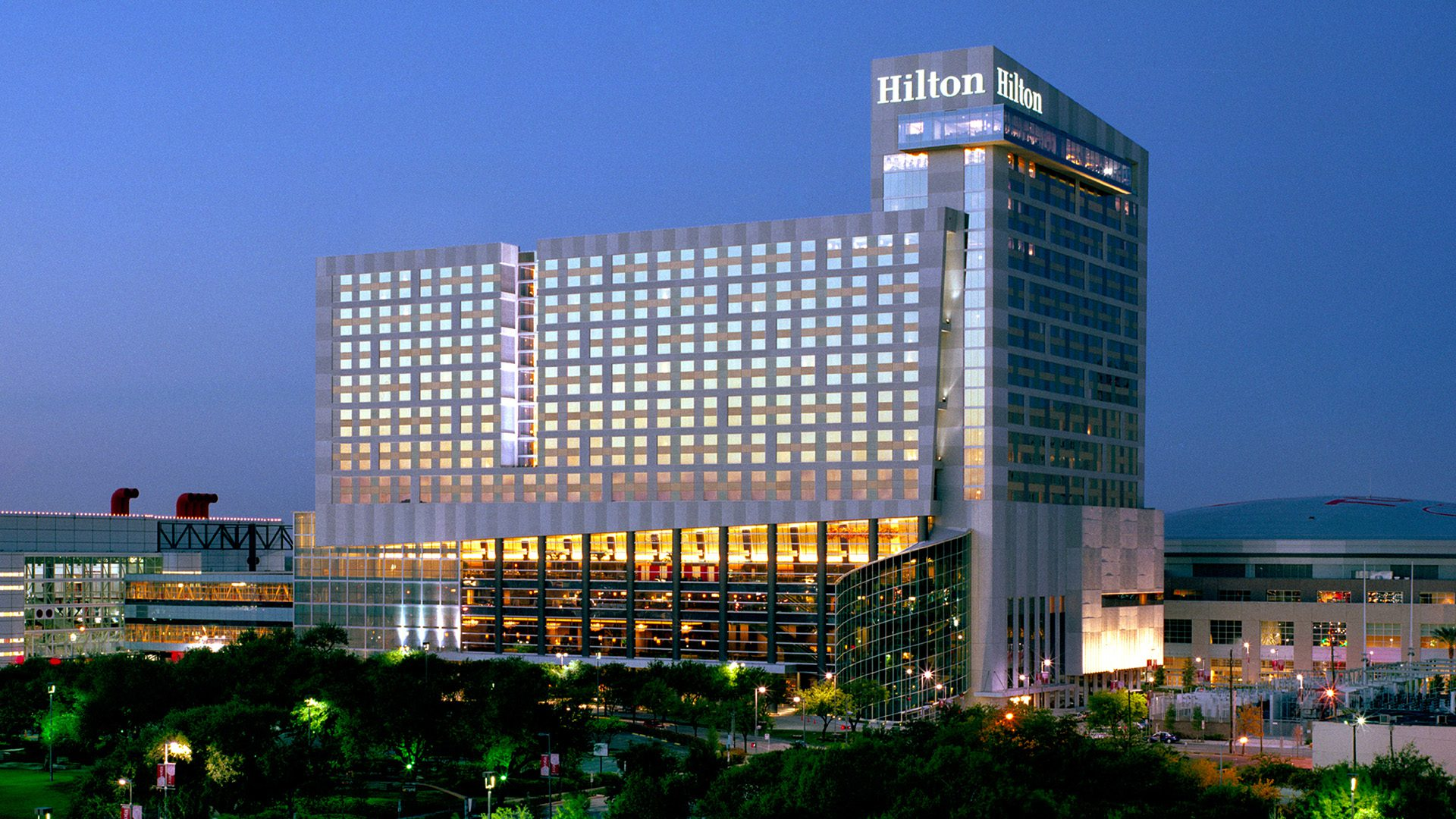 List of Luxury Hotel in Houston-Hilton Americas-Houston