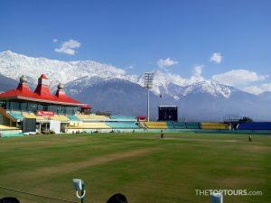 Dharamshala Cricket Stadium Pictures