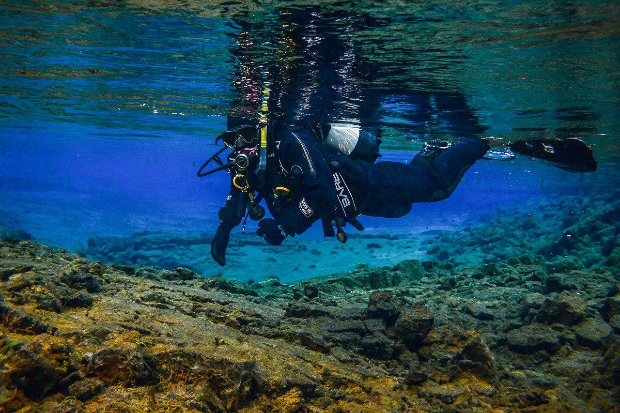 Famous Location For Scuba Diving in San Antonio City-Hinman Island Park