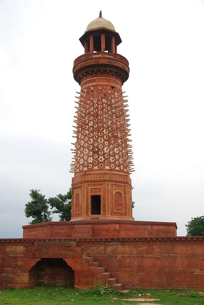 Amazing Must-Visit Places in Fatehpur Sikri-Hiran Minar