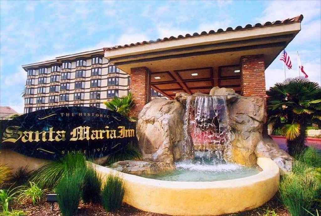 Explore the Historic Santa Maria Inn, Santa Maria