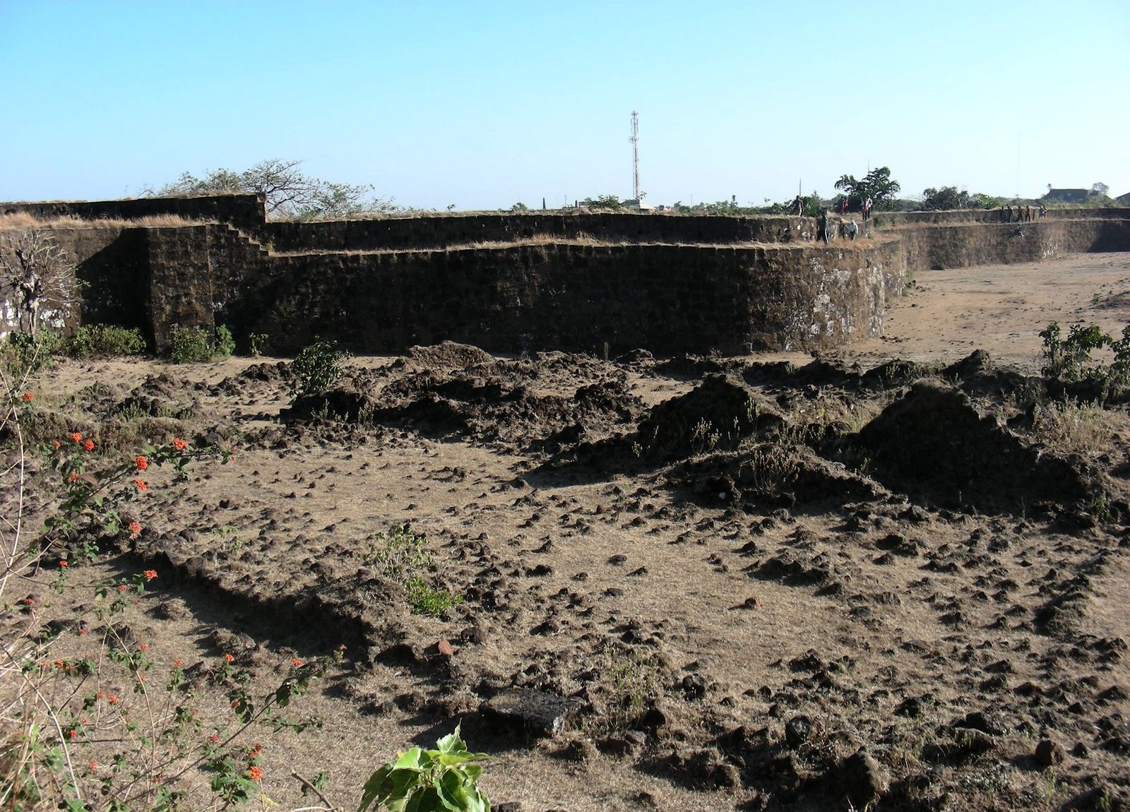 Historical Importance of Bhudargad Fort