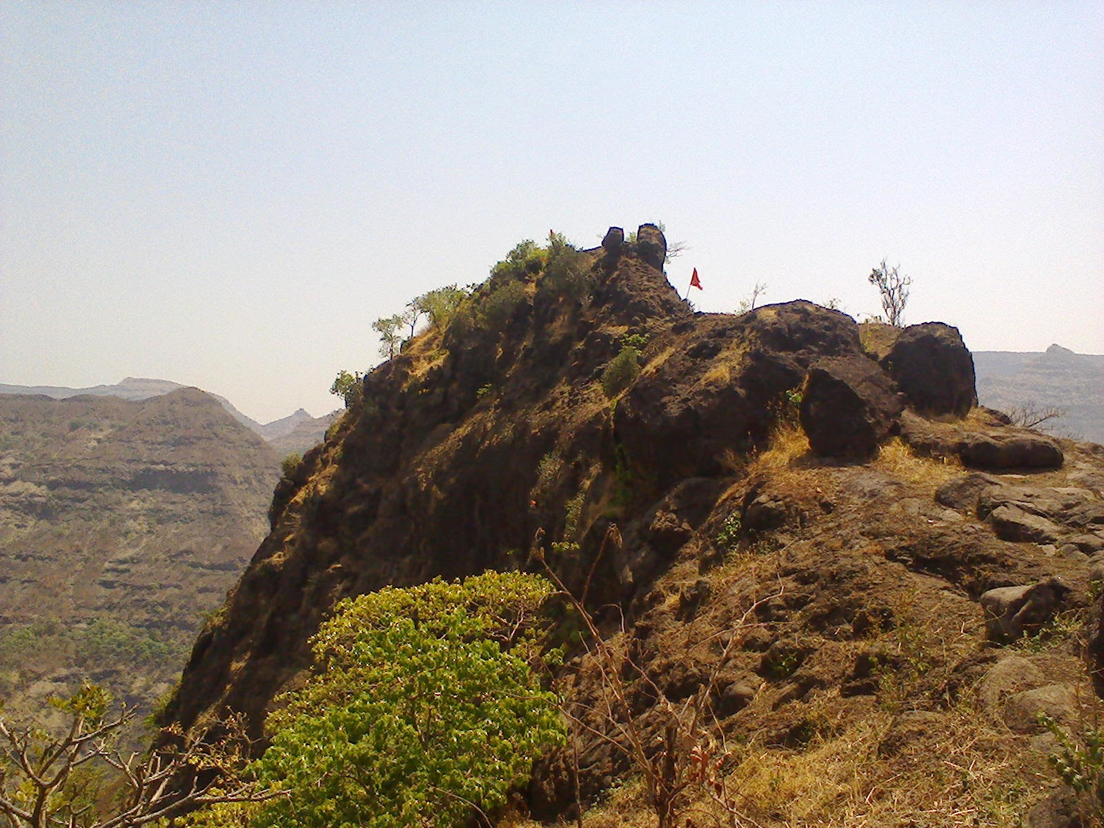 Historical Importance of Chandragad, Maharashtra