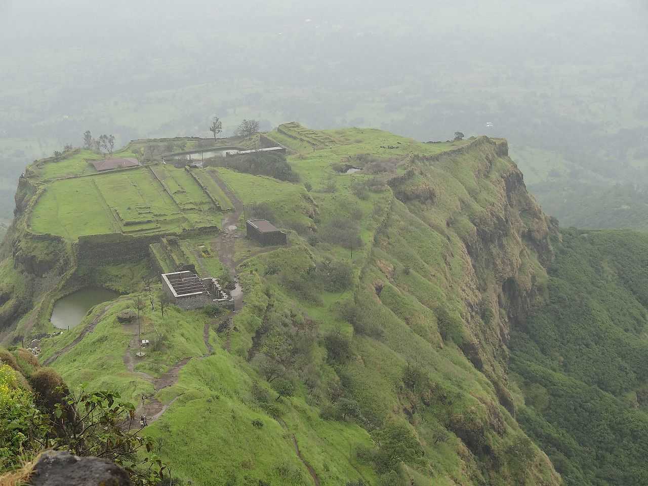 Historical Importance of Rajgad Fort