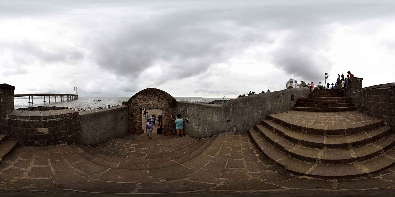 Historical Importance of the Bandra Fort