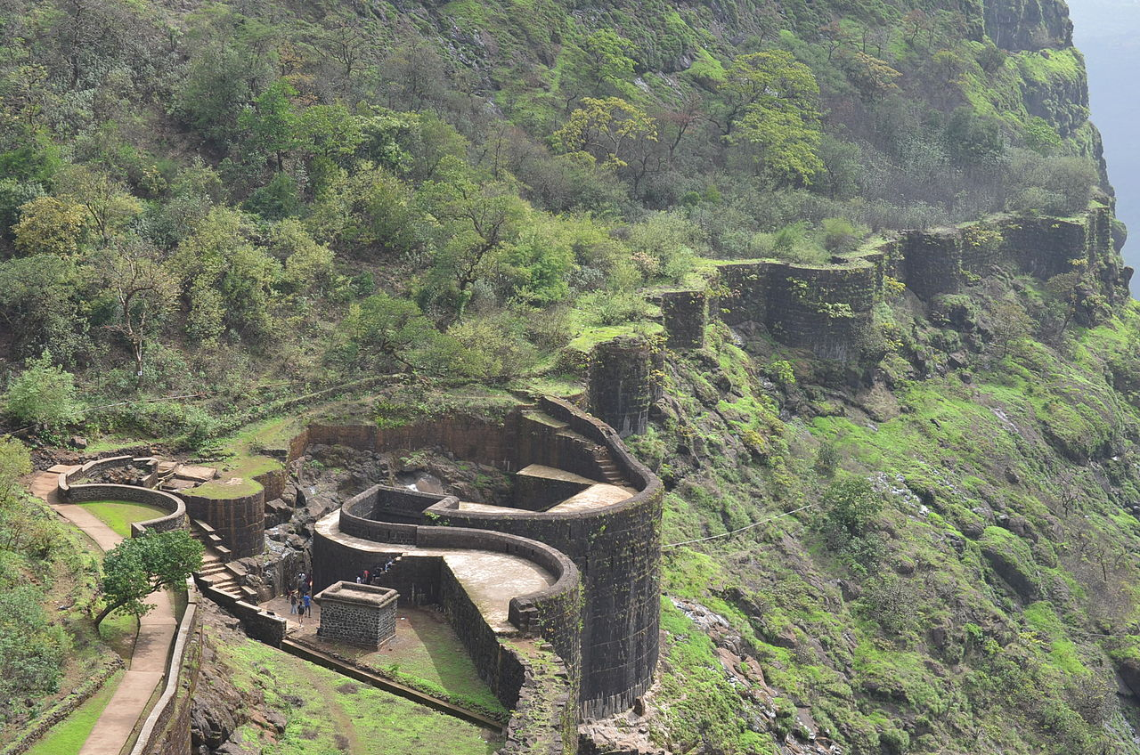 Historical Importance of the Raigad Fort