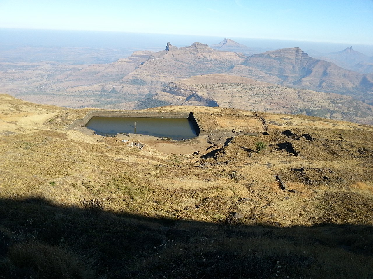 Historical Importance of the Salher Fort in Nashik