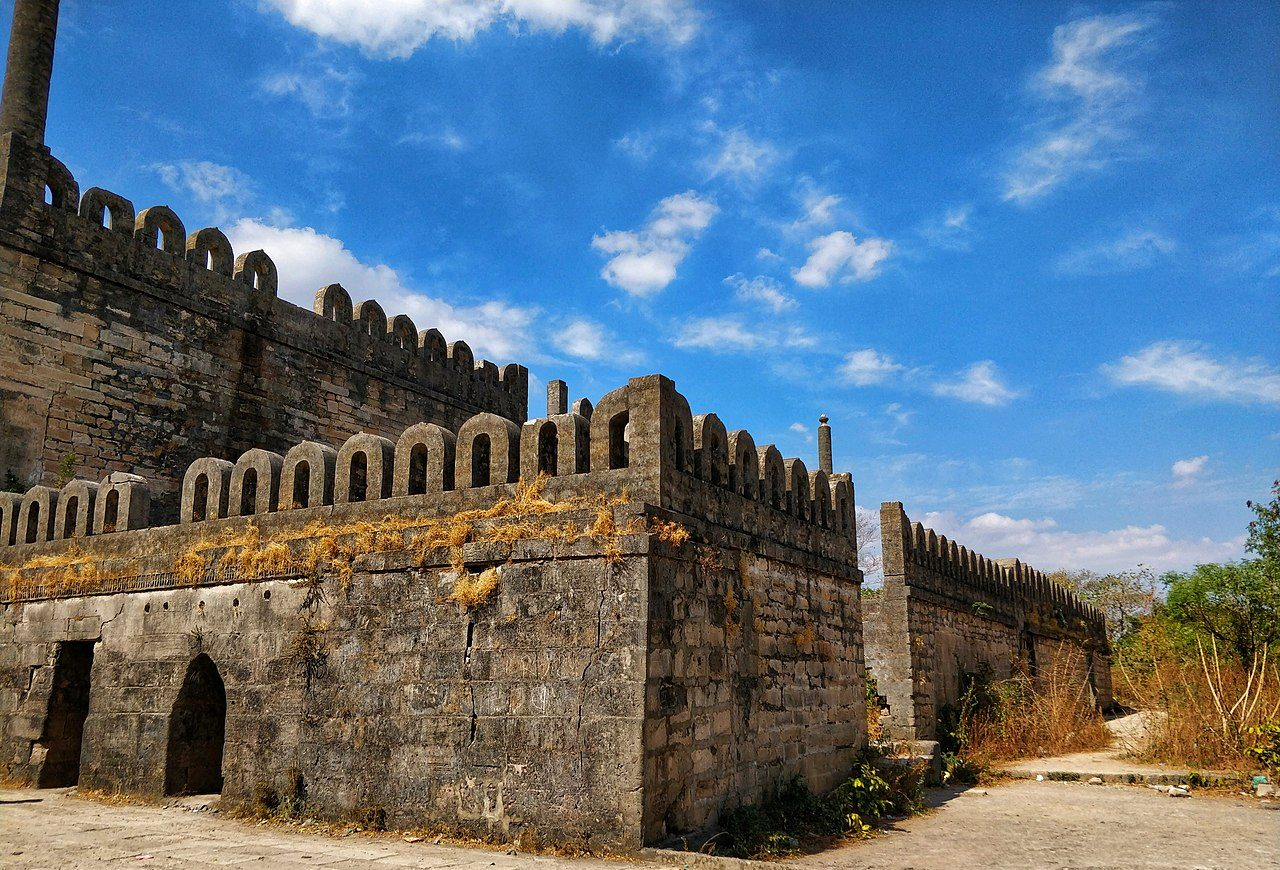History and Structure of Uparkot Fort, Junagadh, Gujarat