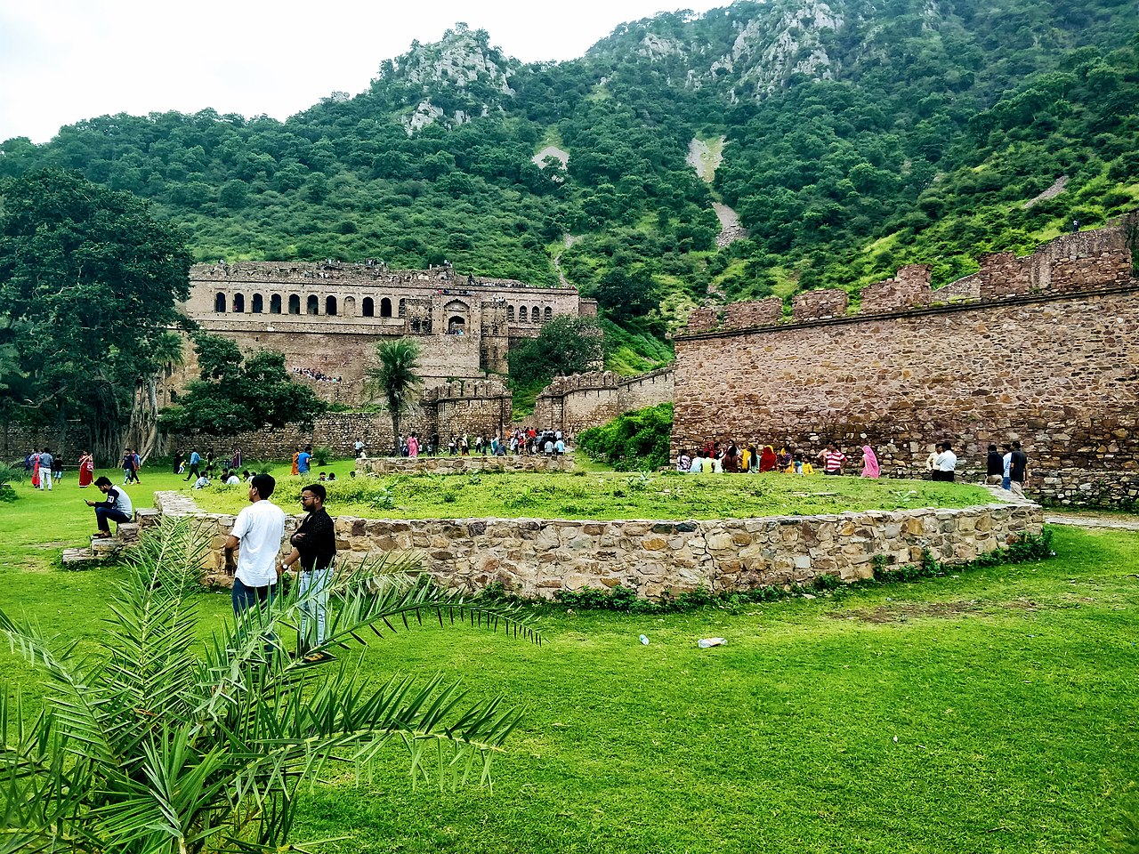 History of Bhangarh Fort, Rajasthan