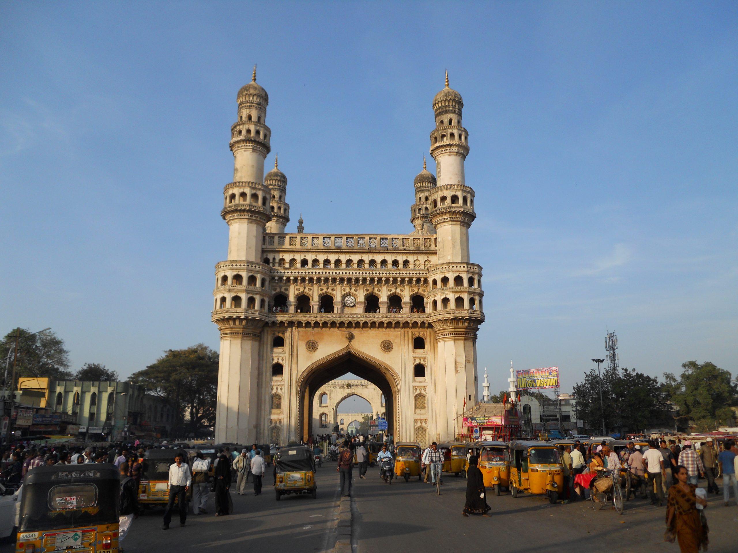 Charminar - The Go-To Tourist Destination of Hyderabad