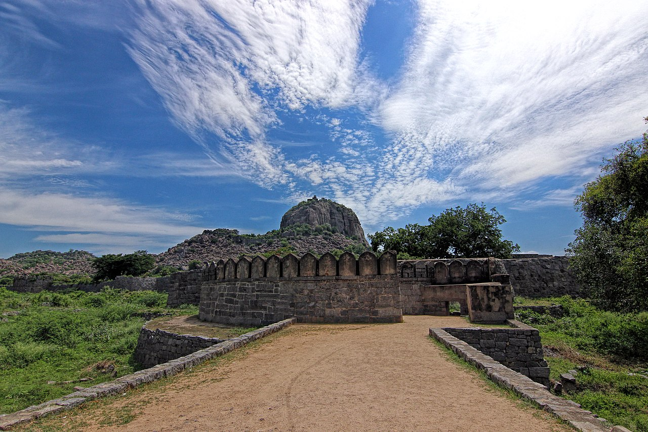 History of Gingee Fort, Tamilnadu