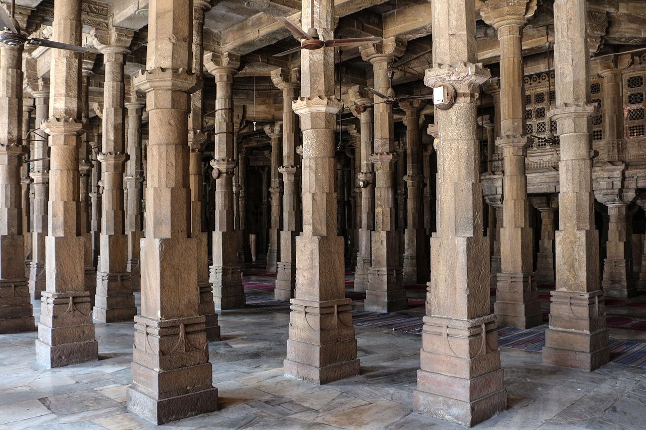 History Of Jama Masjid Ahmedabad