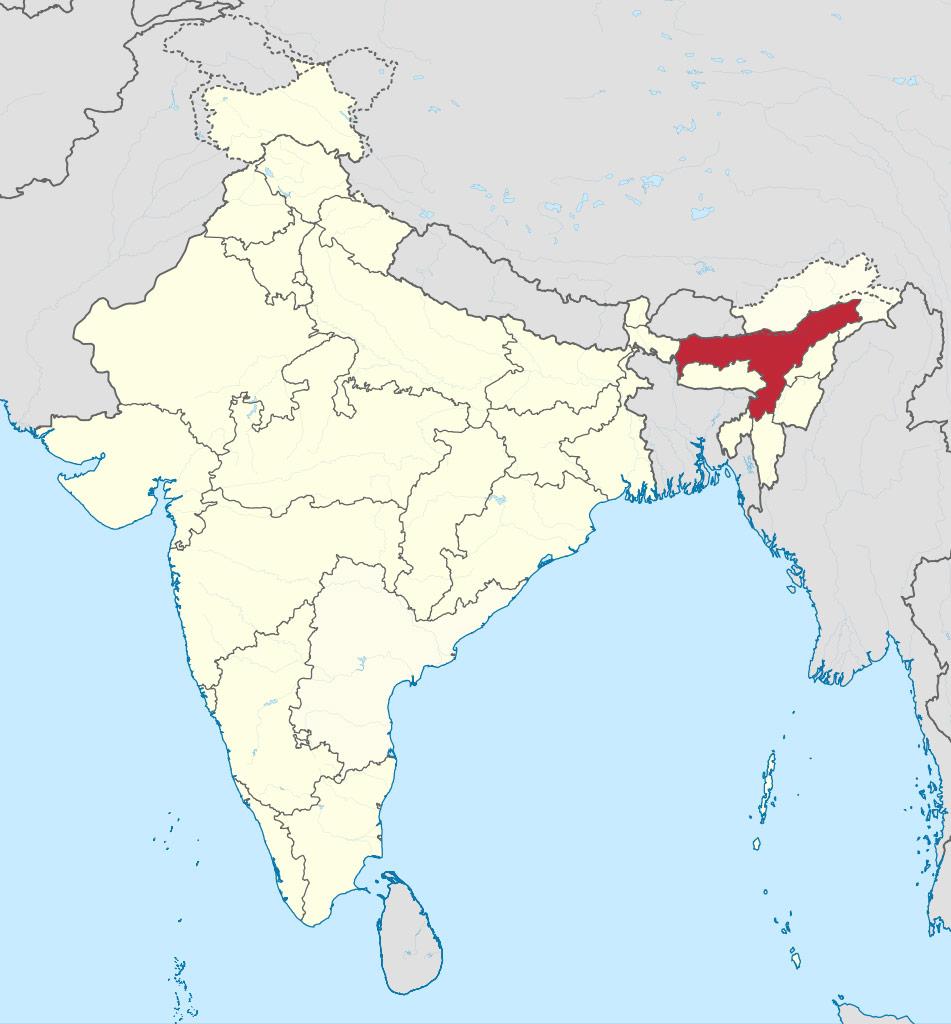 History of Jorhat, Assam