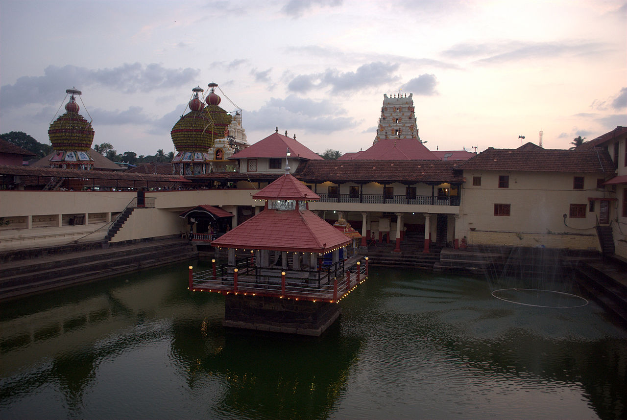 History of Krishna Temple In Udupi, Karnataka