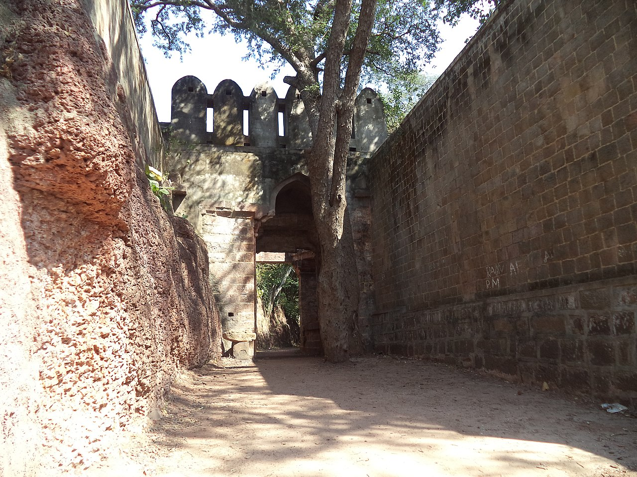 History of Manikgad Fort