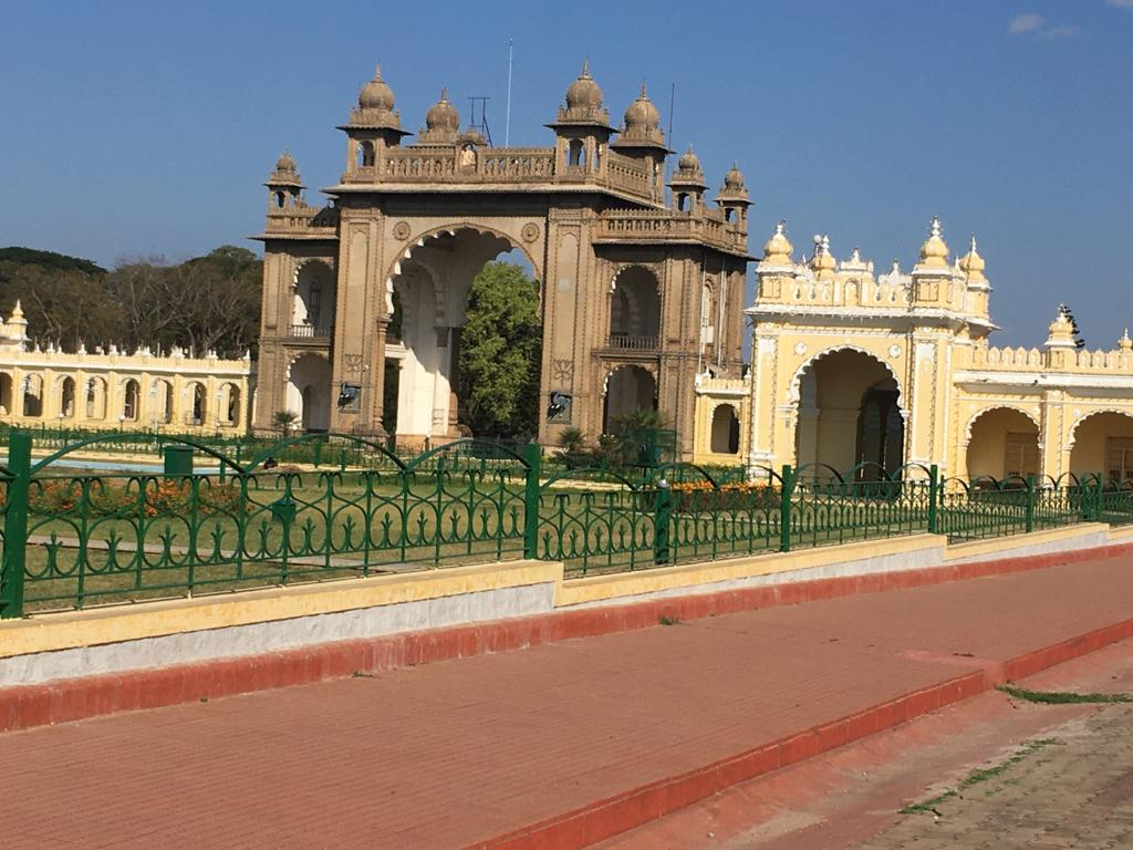 Amazing Places To Visit Inside The Mysore Palace
