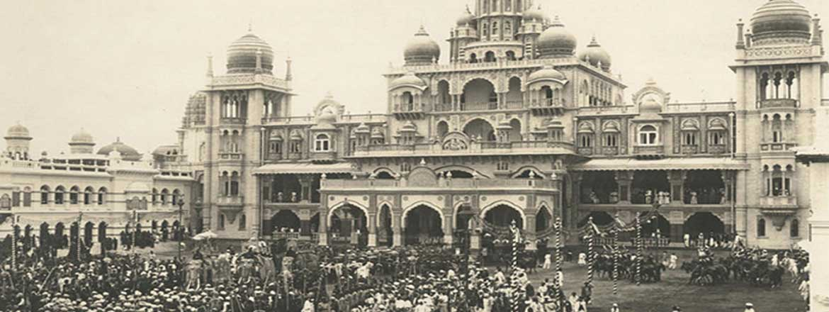History Of Mysore Palace