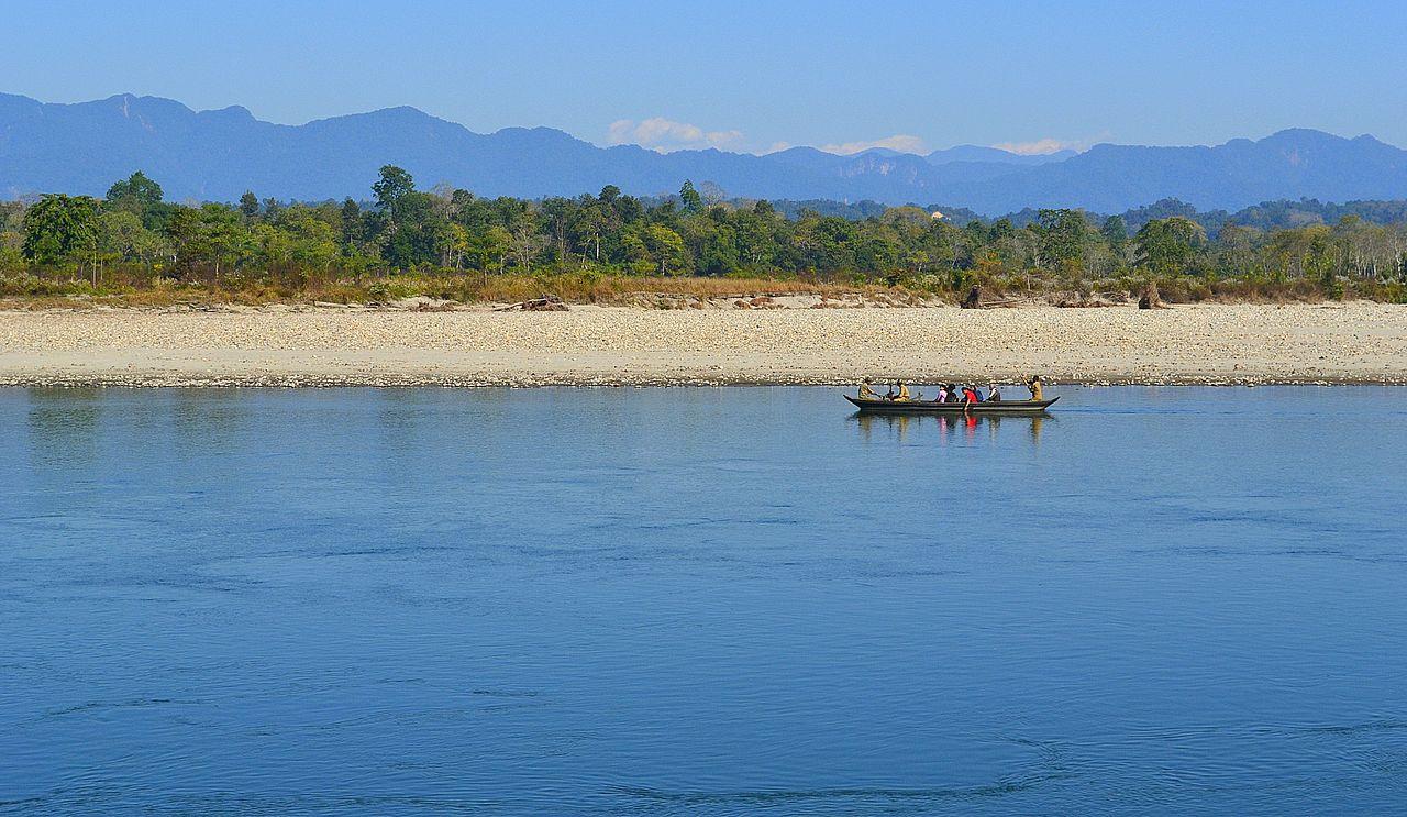 History of Nameri National Park, Assam