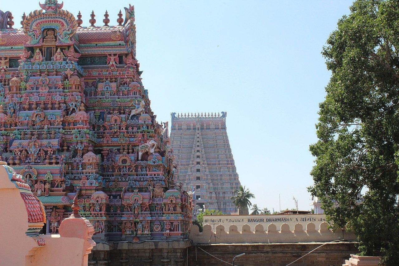 History of Sri Ranganathaswamy Temple