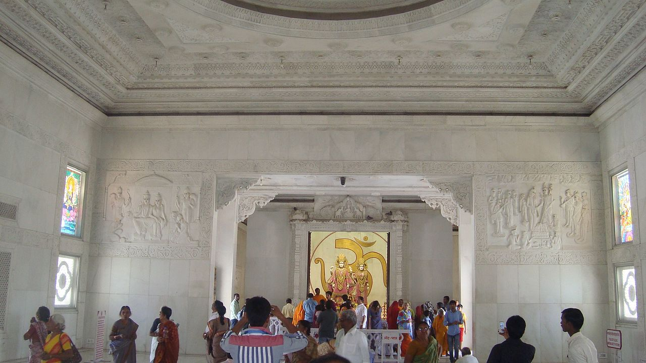 History of the Birla Mandir, Jaipur
