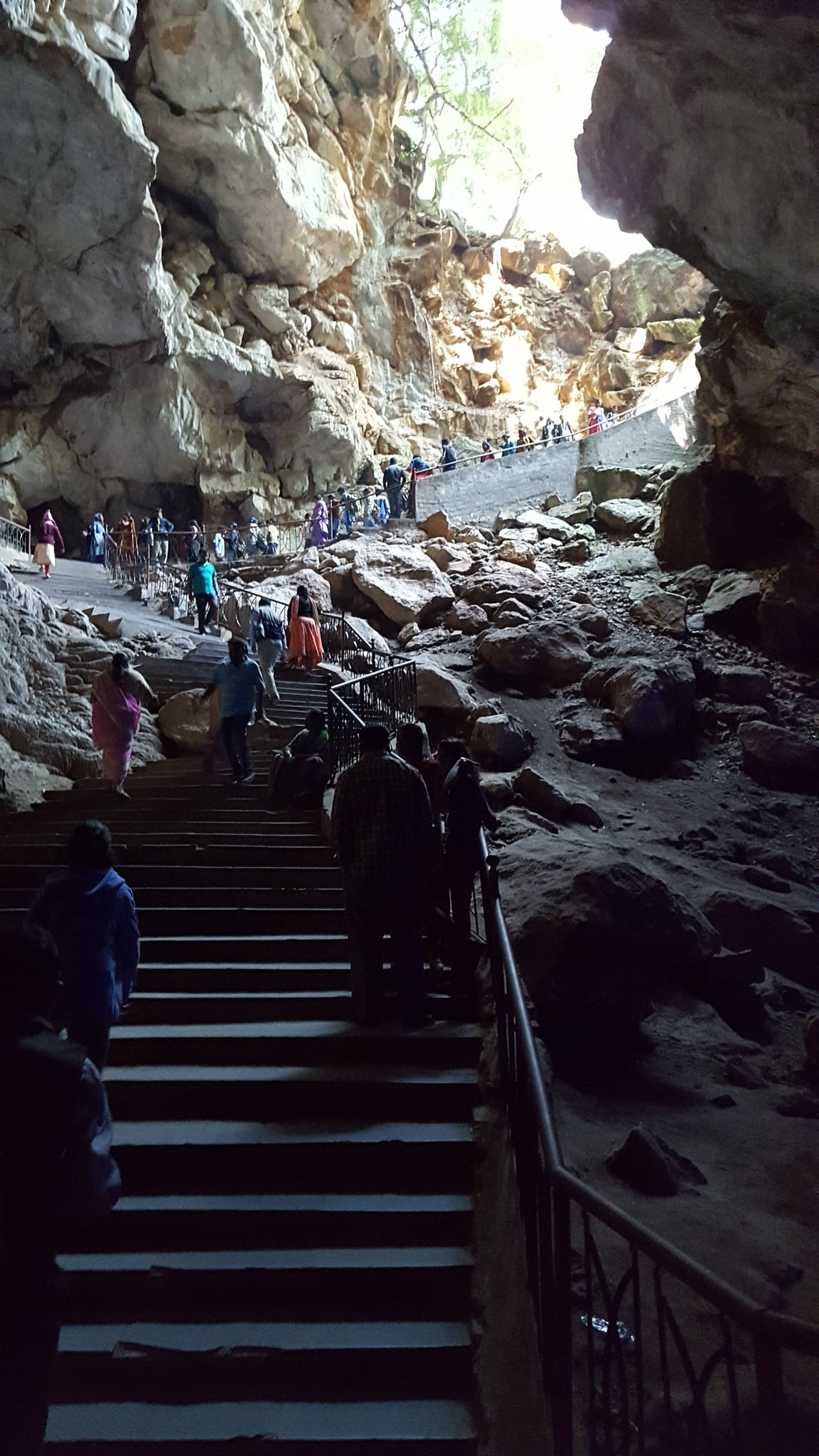 History of the Borra Caves in Araku Valley