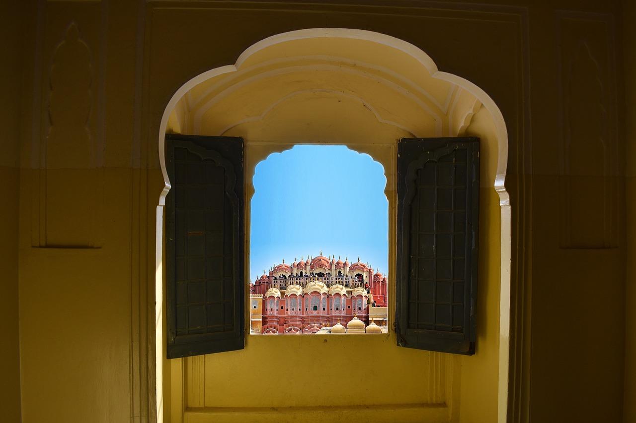 History of the Hawa Mahal, Jaipur