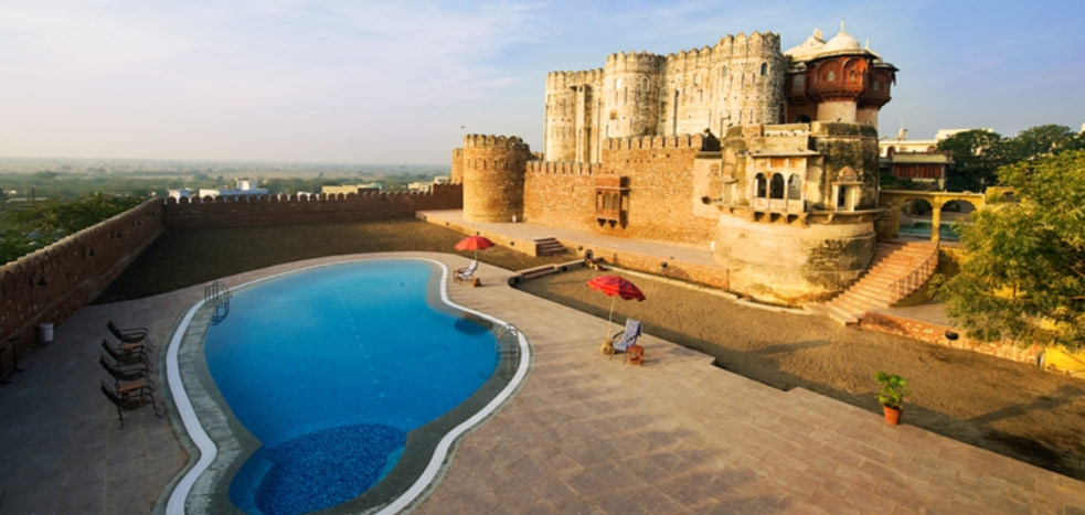 History of the Khejarla Fort, Rajasthan