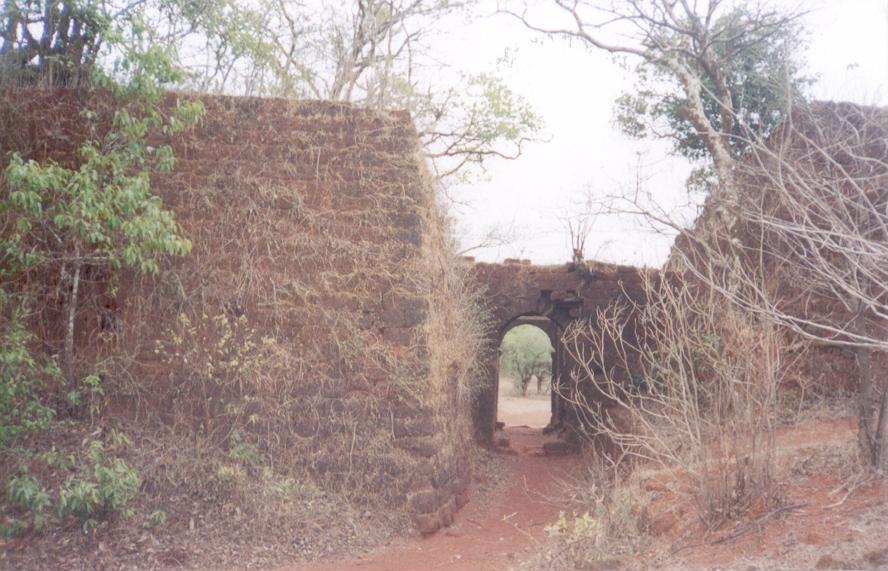 History of the Rangana Fort, Sahyadri Hills, Maharashtra