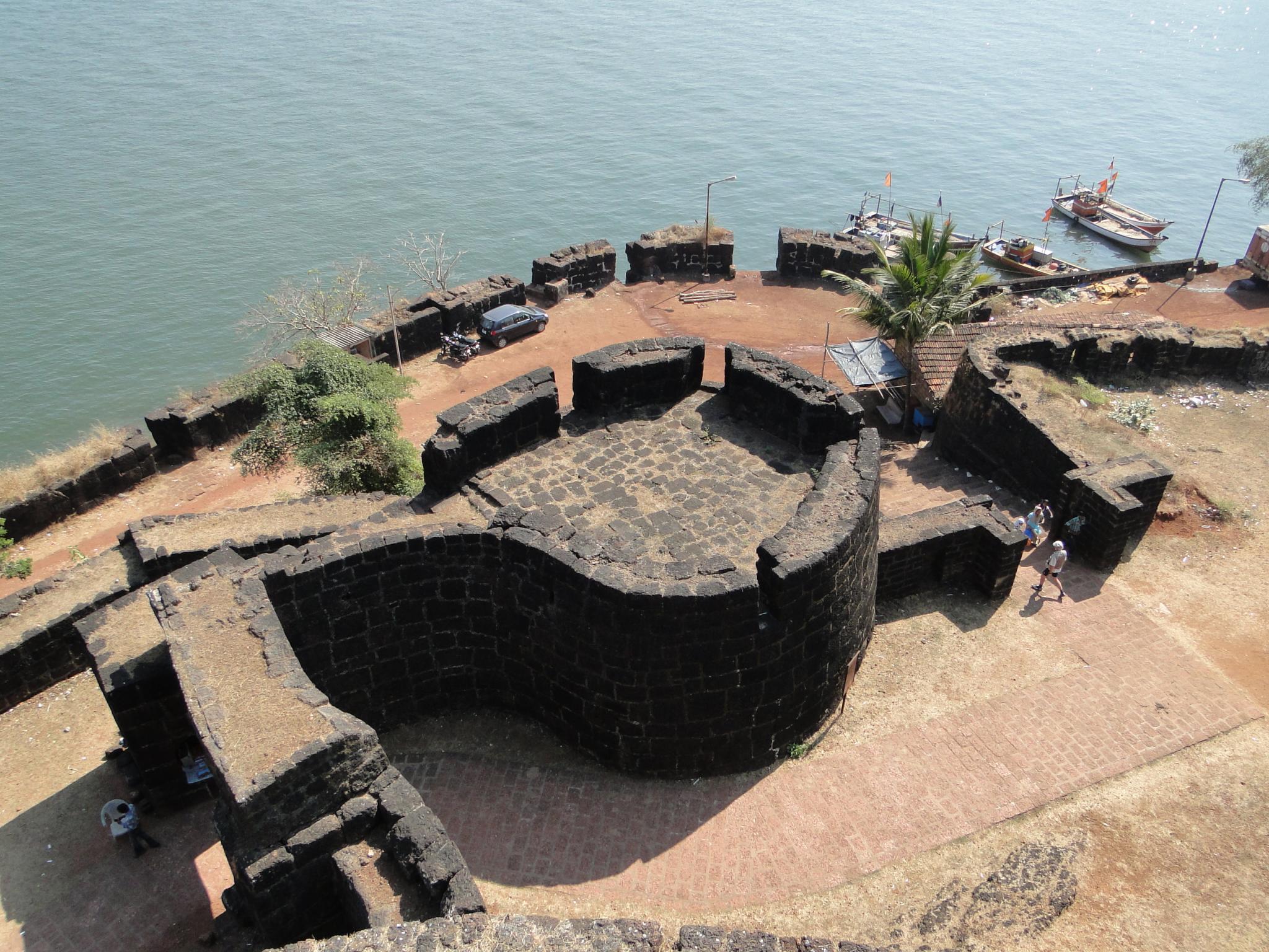 History of Vijaydurg Fort