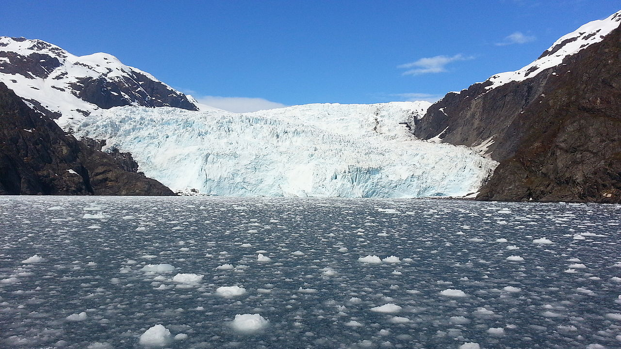 Holgate Glacier - Picturesque Location in Seward You Must Visit