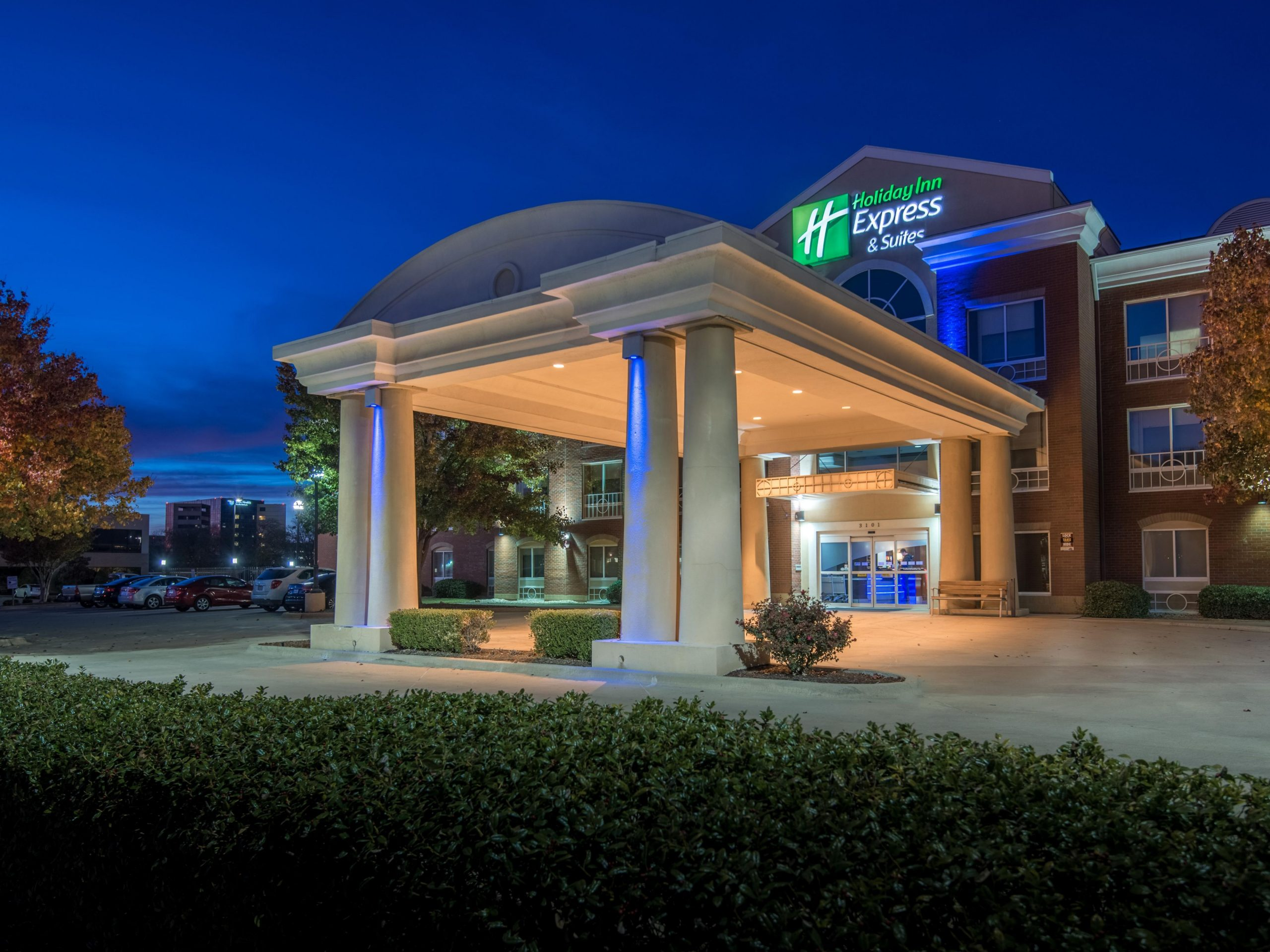 Holiday Inn Express and Suites Dallas – North tollway - Budget Hotels in Dallas