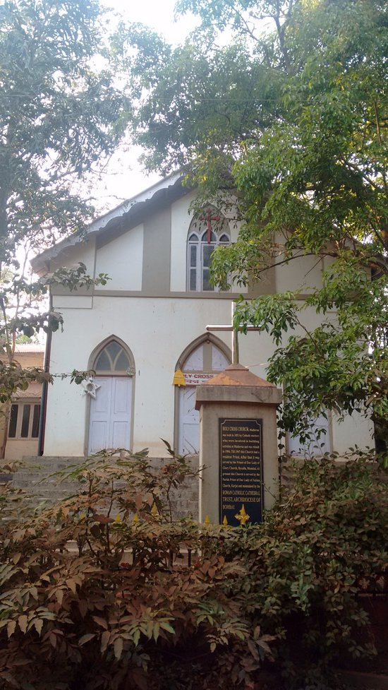 Holy Cross Church-Best Place in Matheran