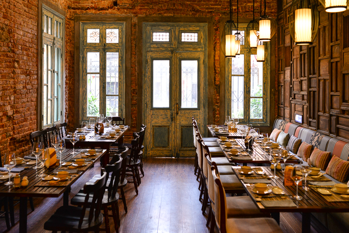 Best Restaurant to Try In Hanoi-Home Hanoi Restaurant