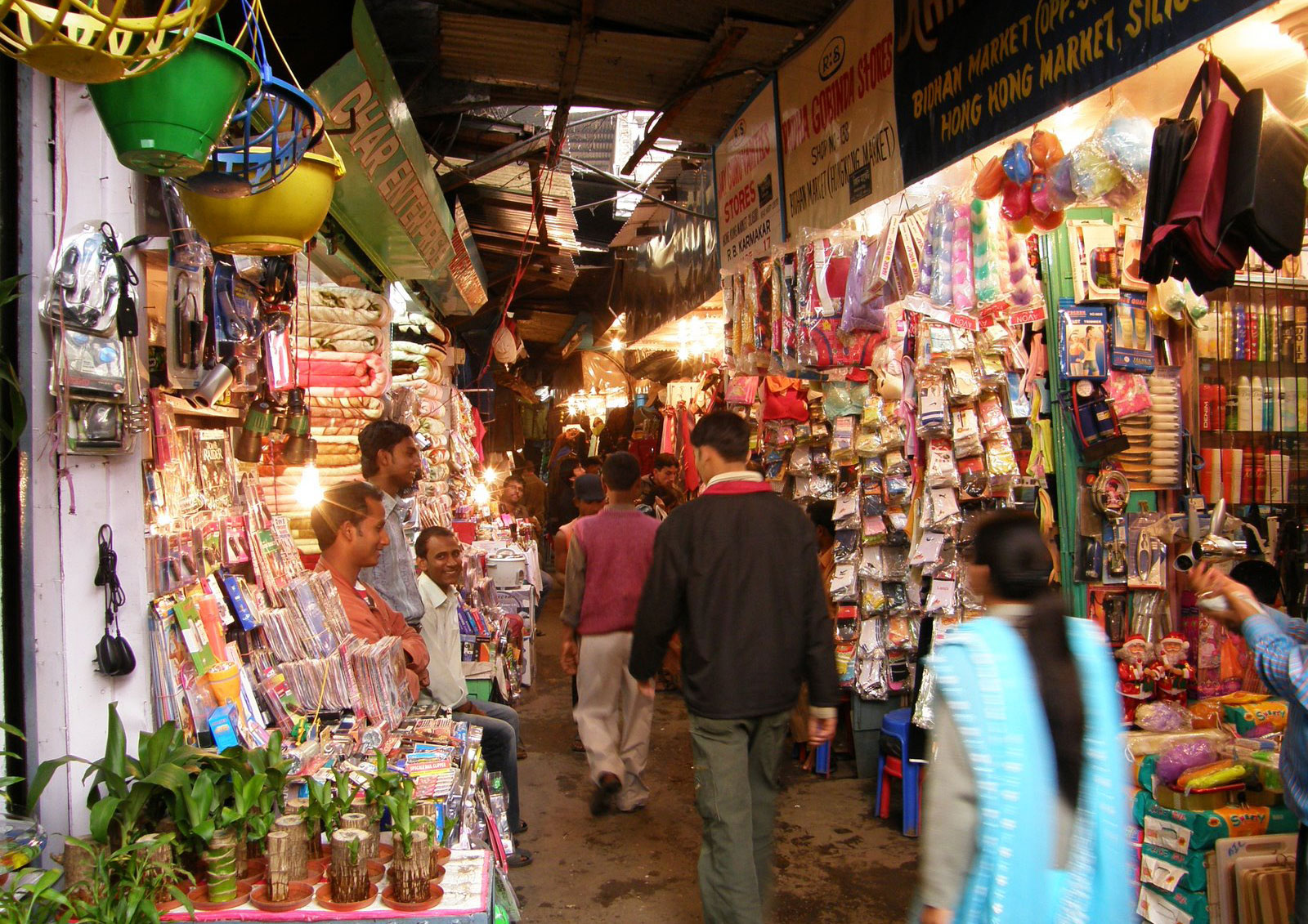 Amazing Shopping Place In Siliguri Which Are A Paradise For Shoppers - Hong Kong Market